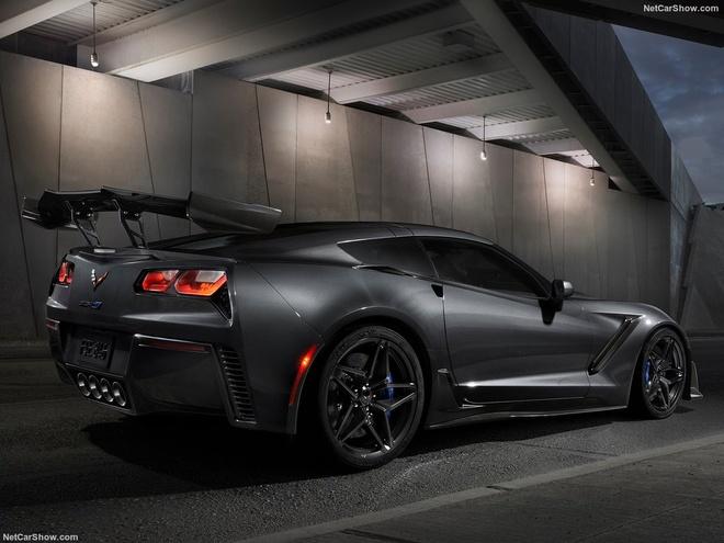 Chevrolet Corvette ZR1 2019 - Dinh cao hieu suat va cong nghe hinh anh 3