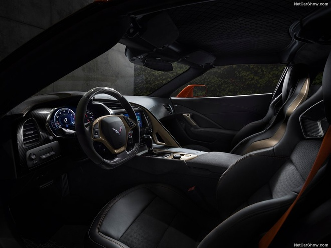 Chevrolet Corvette ZR1 2019 - Dinh cao hieu suat va cong nghe hinh anh 8