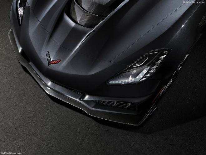Chevrolet Corvette ZR1 2019 - Dinh cao hieu suat va cong nghe hinh anh 6
