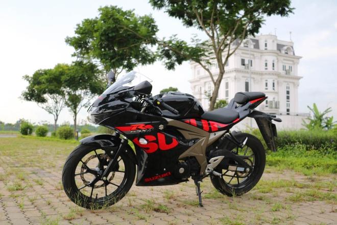 Danh gia Suzuki GSX-R150: Gia mem, dong co manh me hinh anh