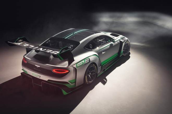 Bentley Continental GT3 phien ban duong dua ra mat hinh anh 2