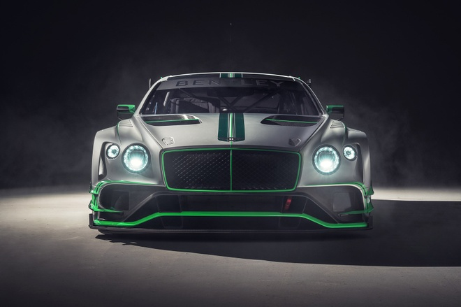 Bentley Continental GT3 phien ban duong dua ra mat hinh anh 3