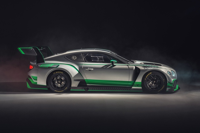 Bentley Continental GT3 phien ban duong dua ra mat hinh anh 4