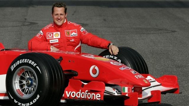 Xe dua F1 cua huyen thoai Michael Schumacher duoc ban gia 7,5 trieu do hinh anh 6