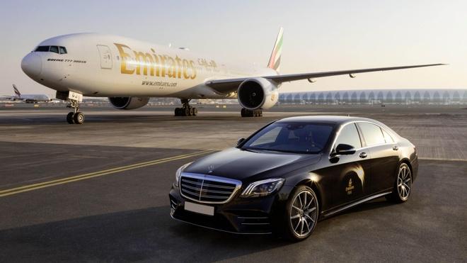 Khoang hang nhat hang bay Emirates phong cach Mercedes S-Class hinh anh 2