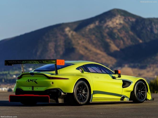 Aston Martin Vantage GTE: Sinh ra chi de dua hinh anh 8