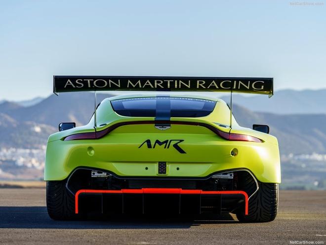 Aston Martin Vantage GTE: Sinh ra chi de dua hinh anh 9