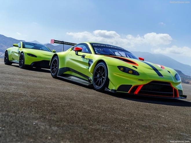 Aston Martin Vantage GTE: Sinh ra chi de dua hinh anh 7