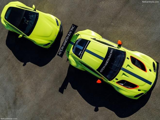Aston Martin Vantage GTE: Sinh ra chi de dua hinh anh 10