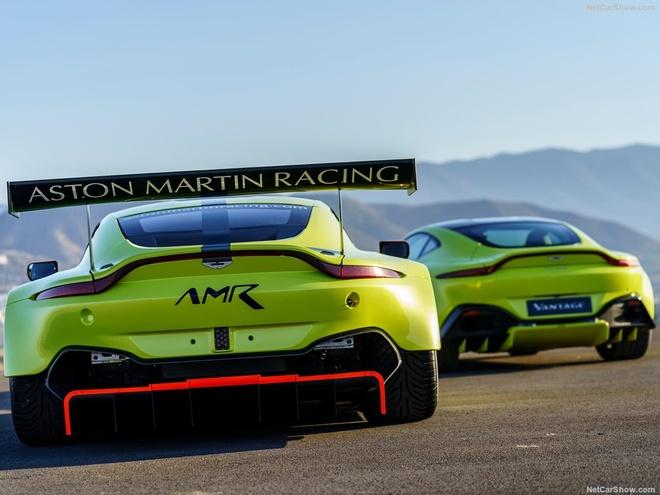 Aston Martin Vantage GTE: Sinh ra chi de dua hinh anh 12
