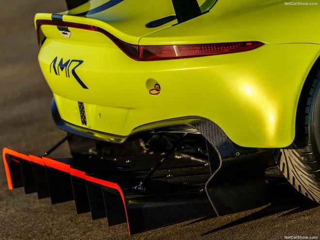 Aston Martin Vantage GTE: Sinh ra chi de dua hinh anh 11