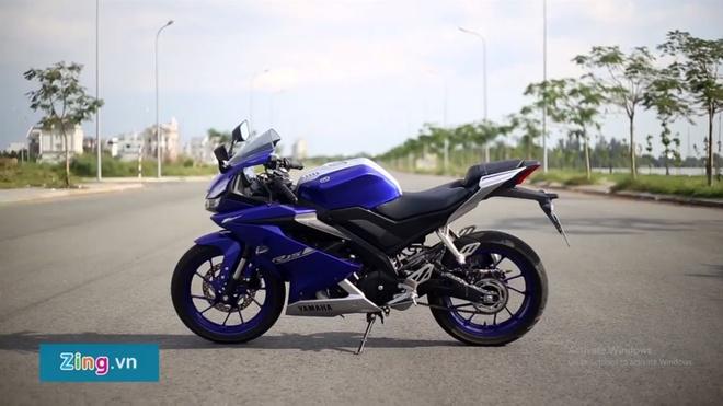 Danh gia Yamaha R15 2017: Ngoai hinh manh me, gia 93 trieu dong hinh anh