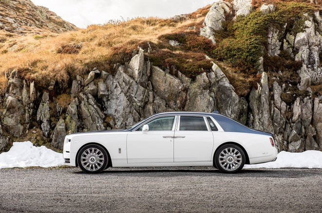 Rolls-Royce tu bo hybrid, tien len san xuat Phantom dien hinh anh