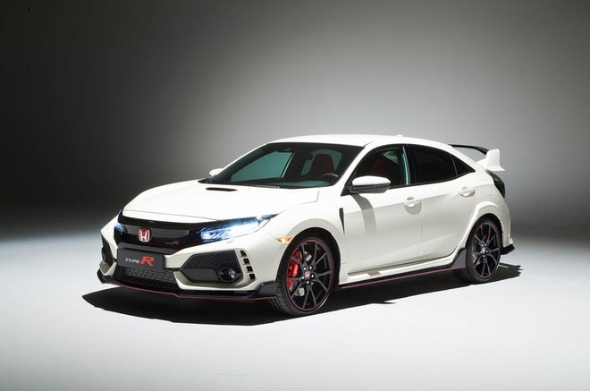 Honda Civic Type R 2017 hinh anh