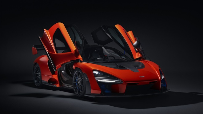 McLaren Senna 2019: Sieu xe tot nhat cua thuong hieu Anh quoc hinh anh