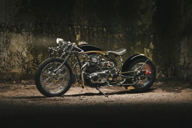 Yamaha XS650 do theo phong cach may hoi nuoc the ky 19 hinh anh