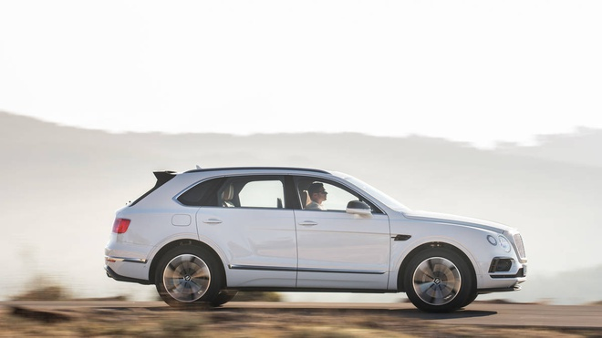 Bentley Bentayga sap ra mat phien ban dong co hybrid hinh anh 6