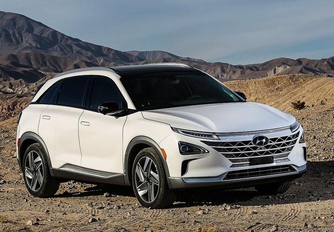 Gioi thieu Hyundai Nexo 2019 hinh anh