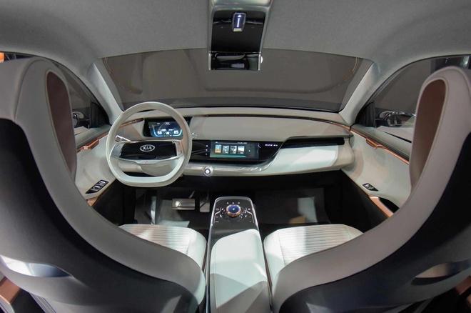 Ra mat SUV dien Kia Niro concept anh 3