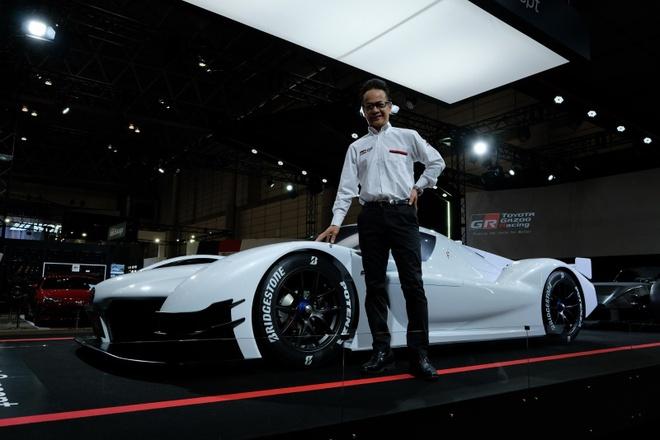 Gazoo Racing Super Sport: Truyen nhan cua Toyota Supra hinh anh 2