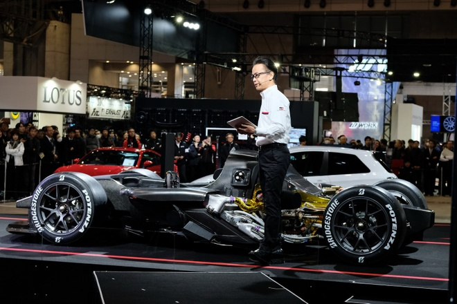 Gazoo Racing Super Sport: Truyen nhan cua Toyota Supra hinh anh 3