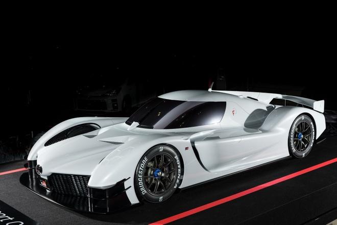 Gazoo Racing Super Sport: Truyen nhan cua Toyota Supra hinh anh 4