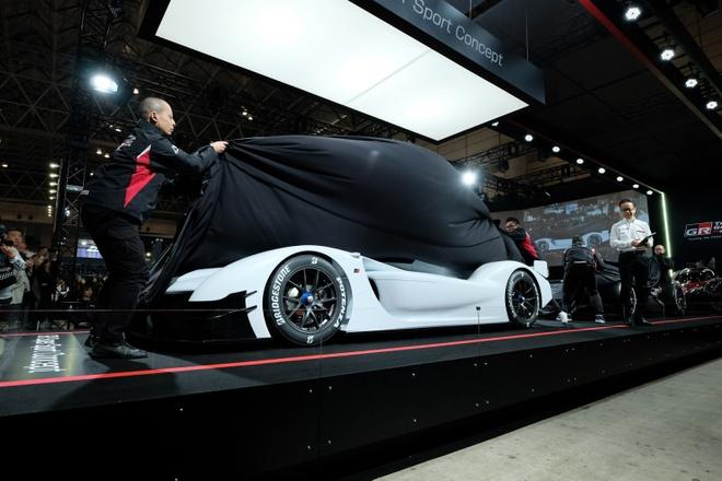 Gazoo Racing Super Sport: Truyen nhan cua Toyota Supra hinh anh 6