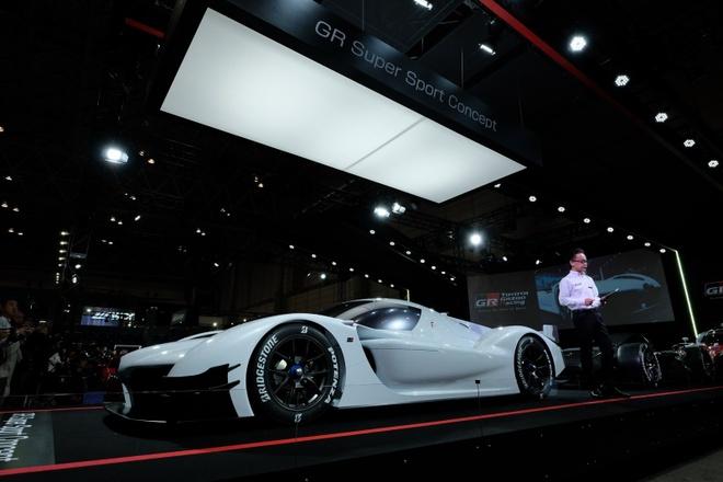 Gazoo Racing Super Sport: Truyen nhan cua Toyota Supra hinh anh 5