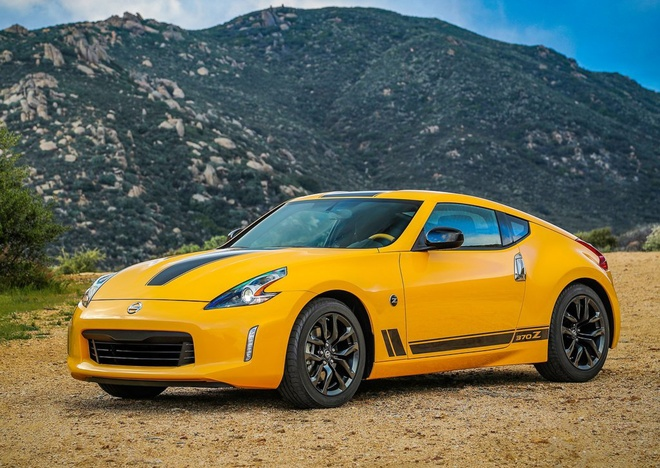 Nissan 370Z 2018 la the he xe the thao hang trung cuoi cung? hinh anh 2