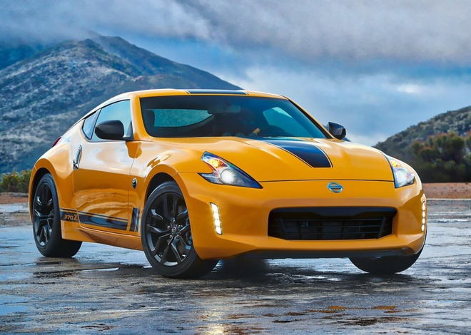 Nissan 370Z 2018 la the he xe the thao hang trung cuoi cung? hinh anh 4
