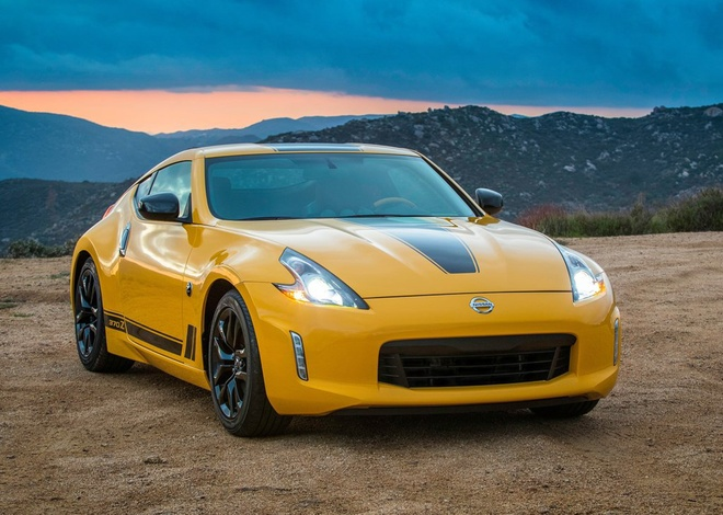 Nissan 370Z 2018 la the he xe the thao hang trung cuoi cung? hinh anh 5