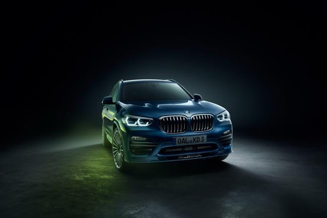 BMW Alpina XD3 2019 ra mat, cong suat 388 ma luc hinh anh