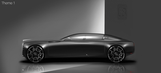 Ban thiet ke Rolls-Royce danh rieng cho Nguoi doi hinh anh 1
