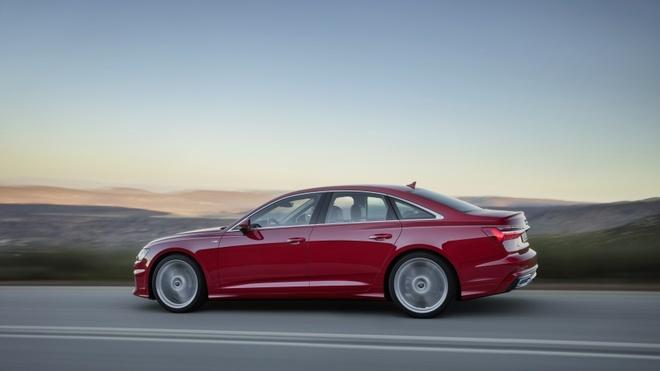 Audi A6 2019 the he thu 8 ra mat voi cong nghe hybrid hinh anh 14