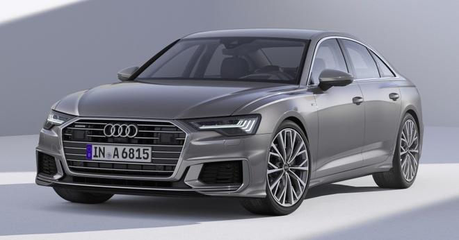 Audi A6 2019 the he thu 8 ra mat voi cong nghe hybrid hinh anh 3