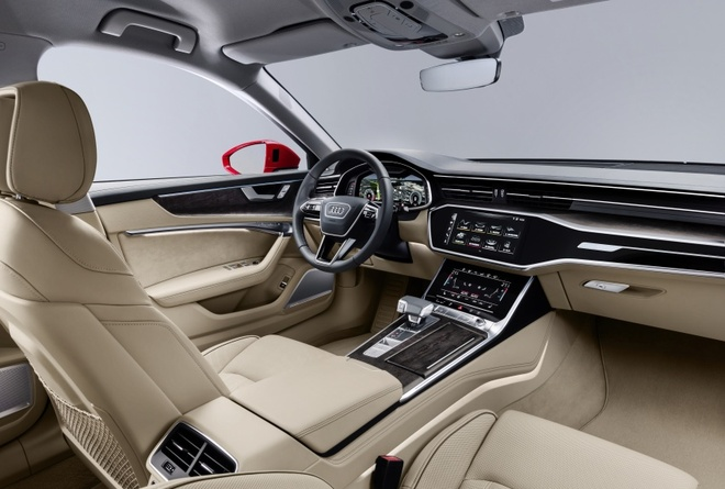 Audi A6 2019 the he thu 8 ra mat voi cong nghe hybrid hinh anh 8