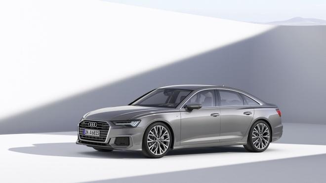 Audi A6 2019 the he thu 8 ra mat voi cong nghe hybrid hinh anh
