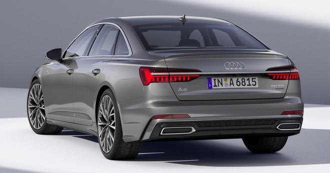 Audi A6 2019 the he thu 8 ra mat voi cong nghe hybrid hinh anh 4