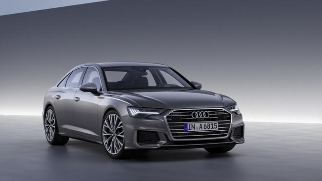 Audi A6 2019 the he thu 8 ra mat voi cong nghe hybrid hinh anh 2