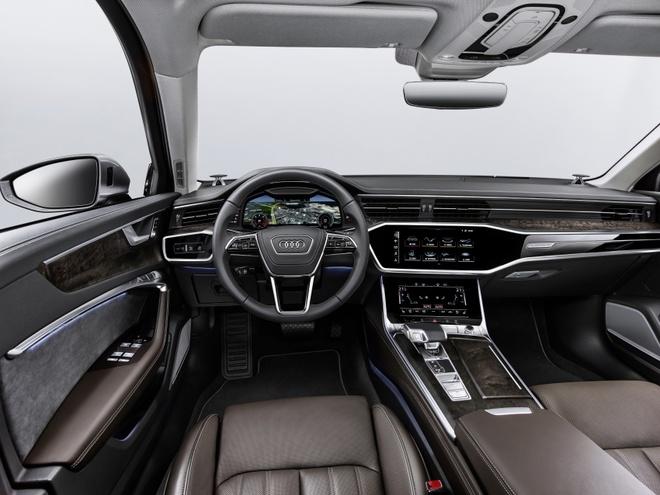 Audi A6 2019 the he thu 8 ra mat voi cong nghe hybrid hinh anh 7