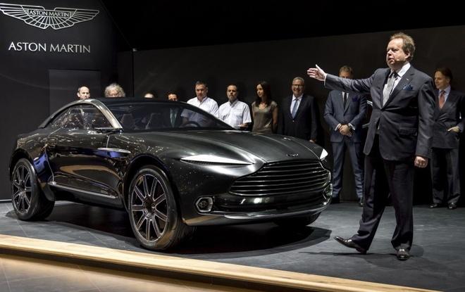 Aston Martin quyet 'binh thien ha' voi con bai Varekai hinh anh