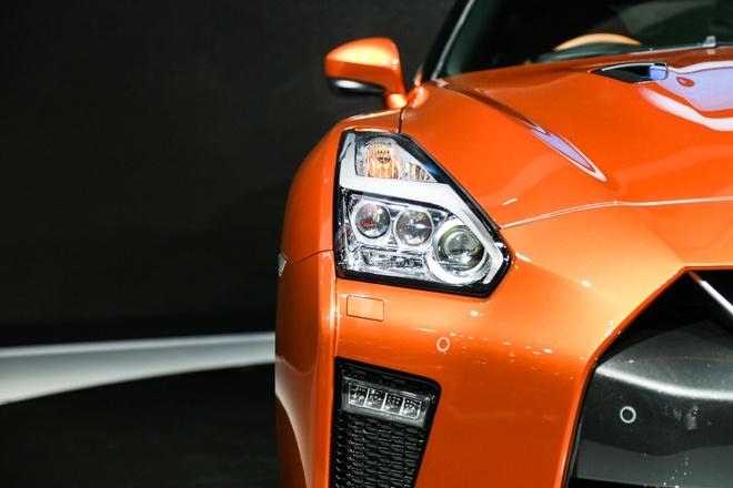 Nissan GTR ra mat tai Thai Lan anh 3