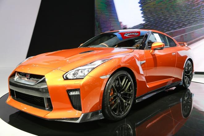 Nissan GTR ra mat tai Thai Lan anh 4