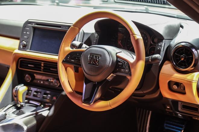 Nissan GTR ra mat tai Thai Lan anh 5
