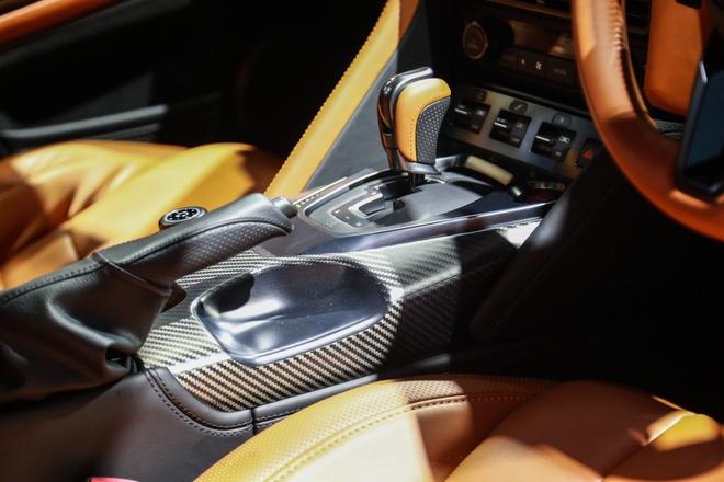 Nissan GTR ra mat tai Thai Lan anh 6