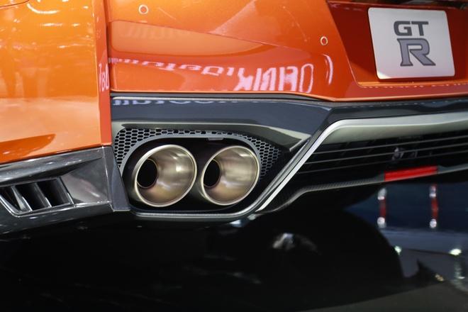 Nissan GTR ra mat tai Thai Lan anh 8