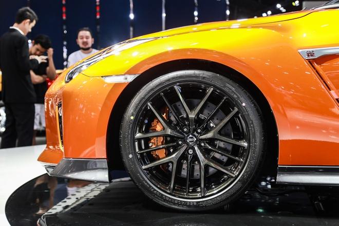 Nissan GTR ra mat tai Thai Lan anh 9