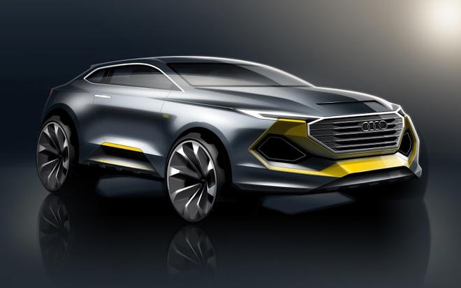 Audi Q1 se ra mat vao nam 2020 hinh anh 1