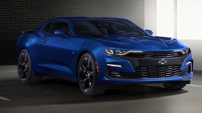 Chevrolet Camaro 2019 ra mat anh 3