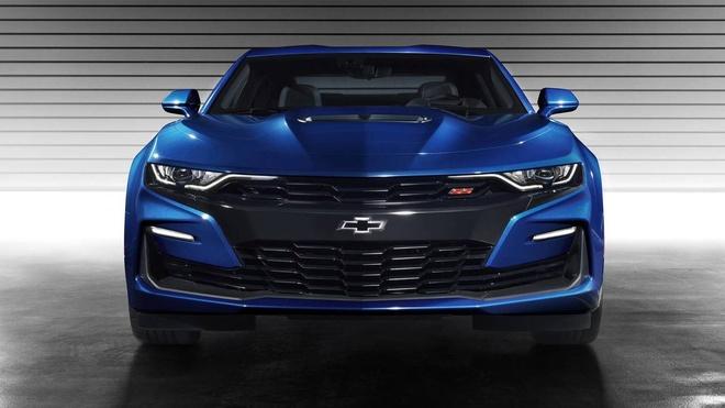 Chevrolet Camaro 2019 ra mat anh 5